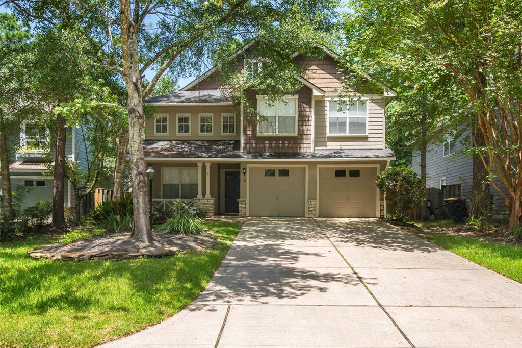 Charming 4 bed, 2.1 bath, 1,976 sq ft home in  The Woodlands! Spacious living room with fireplace!  Open kitchen concept with updated counters. Master suite with attached bathroom. Spacious backyard, great for family gatherings! Pets accepted on a case by case basis. Additional admin fees apply. Schedule your showing today! *See agent remarks for showing instructions*
