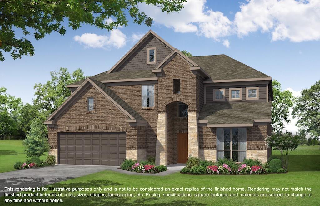 2815 Skerne Forest Drive, Spring, TX 77373