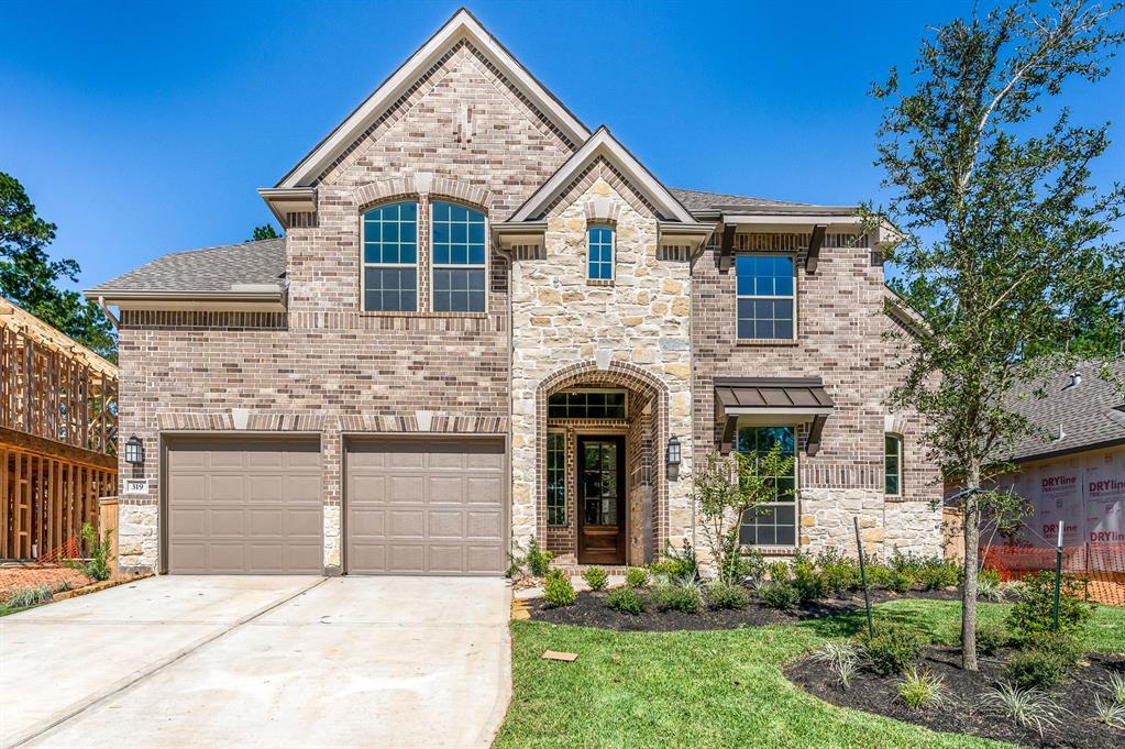 319 S Cadence Hills Loop, Willis, TX 77318