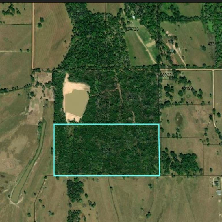 Secluded 40 acres with access of an easement for a beautiful tucked back piece of property. Come out and enjoy hunting, exploring, new build and more. This will not last long!!