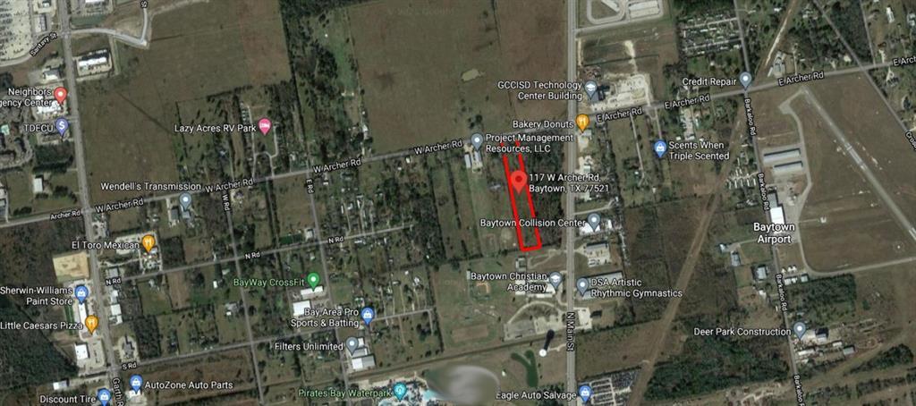117 W Archer Road, Baytown, TX 77521