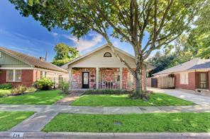 714 Pizer Street, Houston, TX 77009