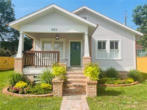 503 E 16th Street, Houston, TX 77008