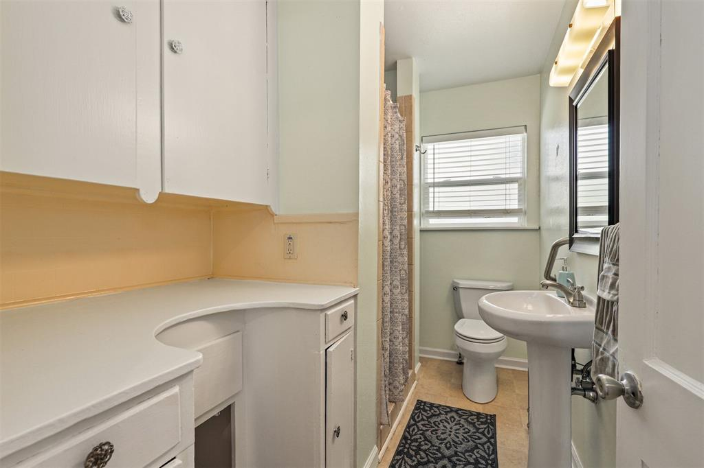 Amazing Bungalow Home in Historic Houston Heights … Location, location, location!  You will fall in love with this cozy 1930's cottage bungalow that boasts an abundance of its original charm. This beautiful 2 bedroom home has a freshly painted exterior and interior, refinished hardwood floors in the living room, dining room hallway, and bedrooms, and features a spacious bonus room with built-ins. Attached 2-car carport and great backyard space that is perfect for entertaining or relaxing, with plenty enough room to add a swimming pool or for potential addition to the house. HOME HAS NEVER HAS FLOODED!  All this coupled with a central location close to downtown Houston and Medical Center, and close proximity to hiking and biking trails, restaurants, and shopping will make this the perfect place to call home!