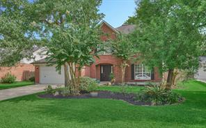 36 W Twinberry Place, The Woodlands, TX 77381