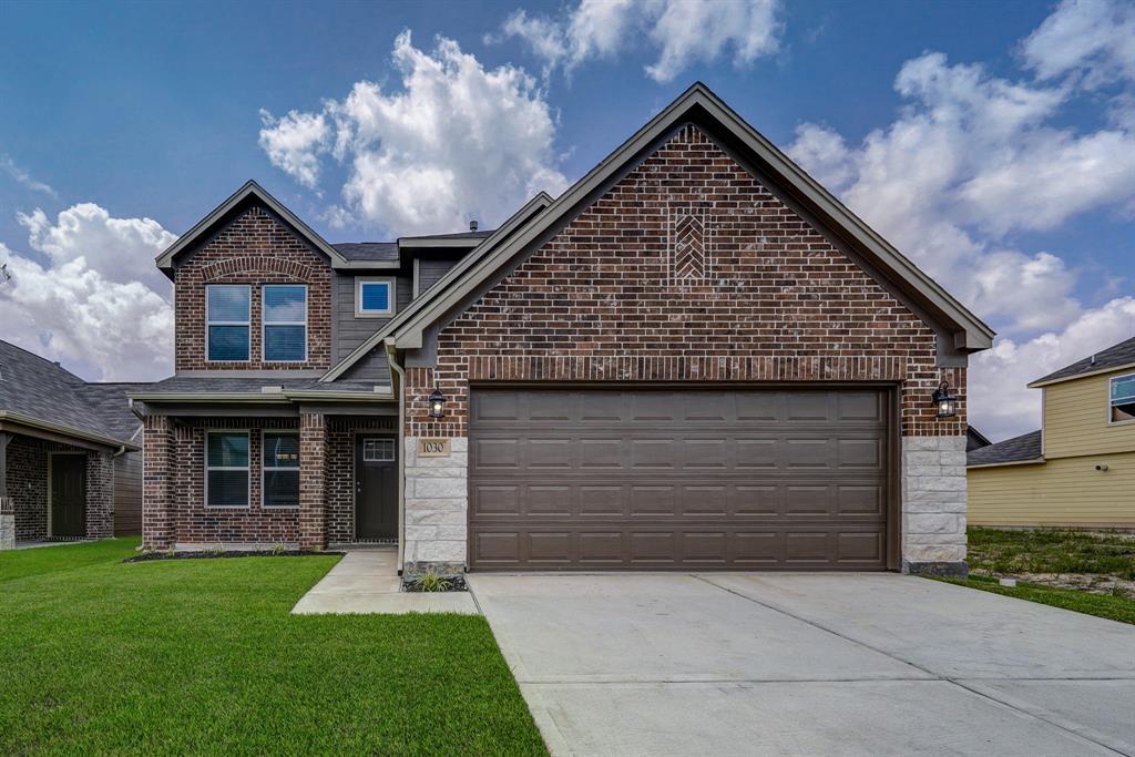 1030 Steel Blue Drive, Houston, TX 77073
