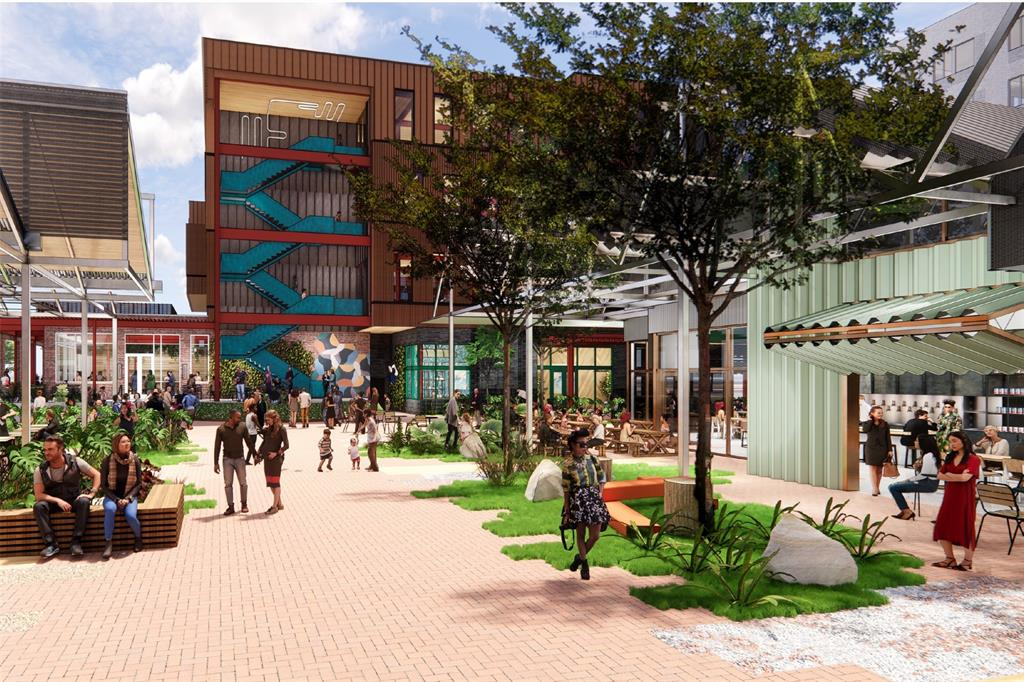 New East End shopping and dining development in the works.