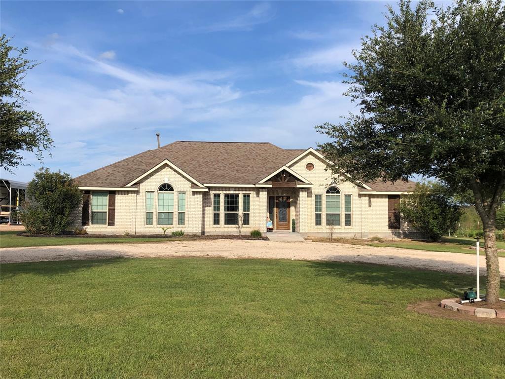 779 County Road 133, Hallettsville, TX 77964