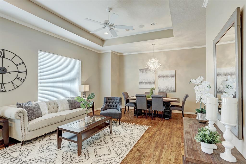 1128 2 Bonner Street, Houston, Texas 77007, 2 Bedrooms Bedrooms, 4 Rooms Rooms,2 BathroomsBathrooms,Townhouse/condo,For Sale,Bonner,42384723