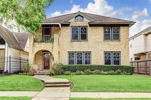 1644 Bonnie Brae Street, Houston, TX 77006