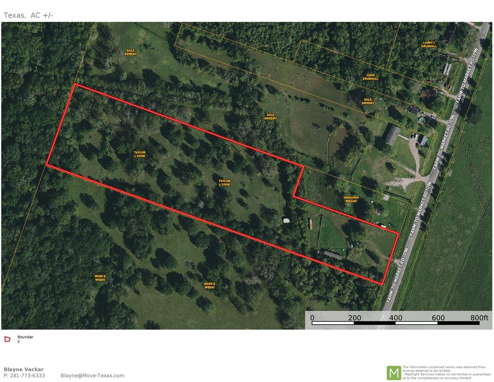 10+ Acres of raw natural land located right outside of Boling.  The acreage is heavily wooded with clusters of natural hardwoods and sloping topography from back to front.  There is a 3 bedroom 2 bath mobile home with portable conex storage building that will convey with property. Towards the back of the property sits a small barn for your horses, cattle or 4-H Project.  The mobile home does need a little TLC, but was manufactured in 2019 and moved onto the property, no repairs will be made.  The property is fully fenced and currently has animals on the property so please set an appointment to view.  The property is located in a flood plane.  Please verify all property info and do your own due diligence.