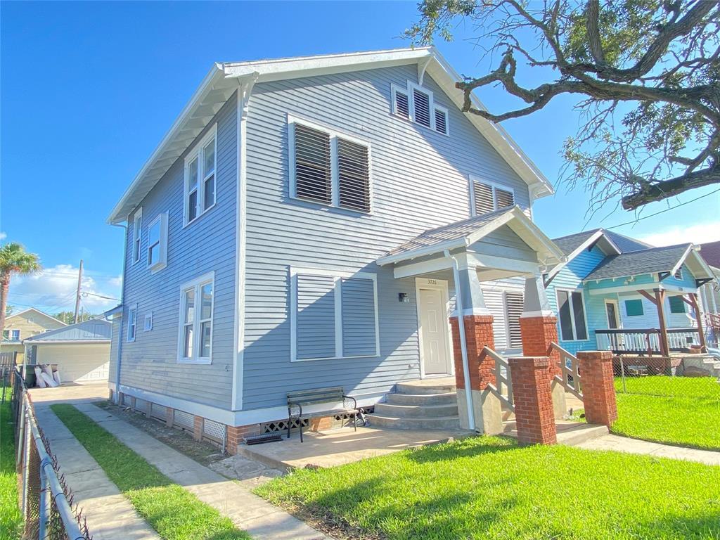 3726 Avenue M, Galveston, TX 77550