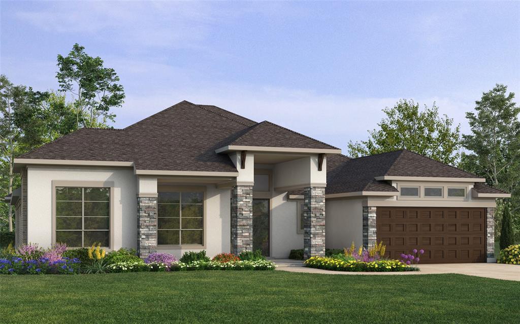 1027 Groveton Ridge Lane, Pinehurst, TX 77362