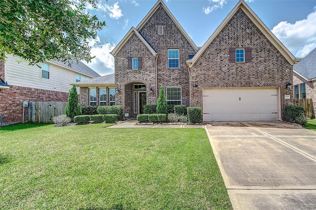 Welcome to 19859 Sonterra Ln! This stunning two-story home with remarkable lake views is nestled on a peaceful street in the extremely impressive Grand Mission Estates of Richmond, TX. Generously spaced at 3,618 square feet, this Beautiful home includes 4 bedrooms, 3 full baths, attached garage with an extended driveway and features a living area with ample space for entertaining family and friends. The open floor plan has elevated ceilings that let in an abundance of natural light and spectacular views of the lake directly behind the home. Built in 2015 and exceptionally maintained, numerous new age technologies can be found throughout. Zoned to the prestigious Fort Bend ISD, with quick access to Grand Parkway 99 & Westpark Tollway, while being only minutes away from entertainment, dining & shopping. Residents enjoy on-site amenities within the community that create a close-knit atmosphere and make it one of the best places to reside in the region!