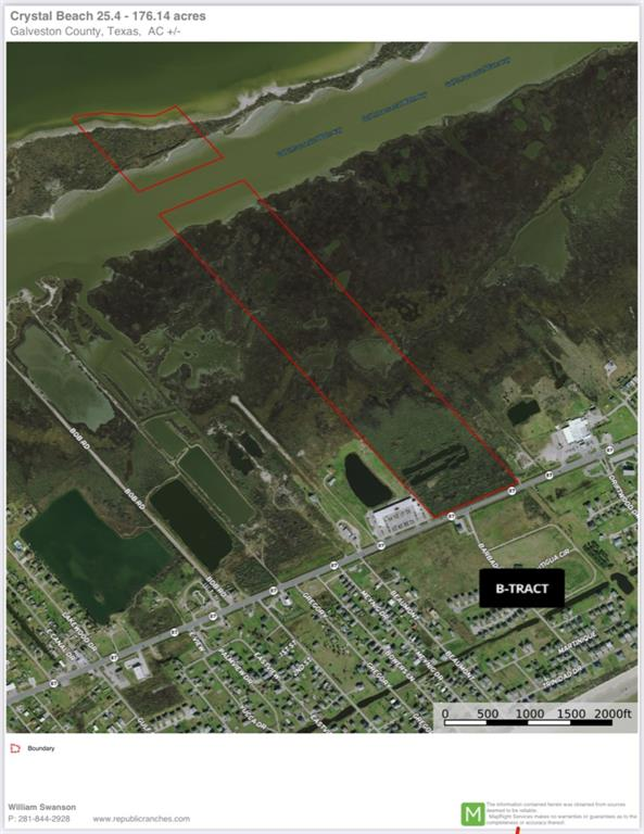 +94.24 acres with approximately 945 feet of frontage on the north line of Highway 87.  The tract runs from Highway 87 north, crossing the ICW and includes acreage on Goat Island or that is submerged.  Approximately 11.33 acres along the highway are believed to be uplands. Neither Seller nor Broker are making any representations as to wetlands or jurisdictional classification of acreage—buyer must conduct their own due diligence.  Estimated 2021 taxes $1,611