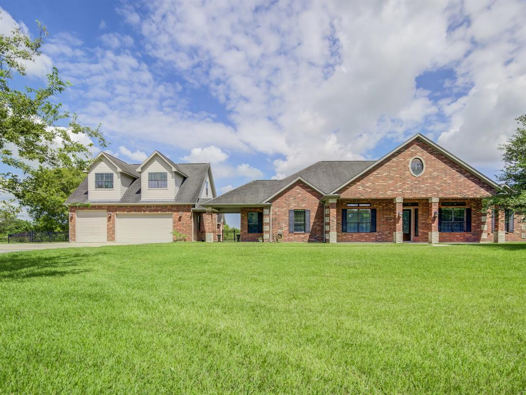 3501 Jack Beaver Road, Santa Fe, TX 77517