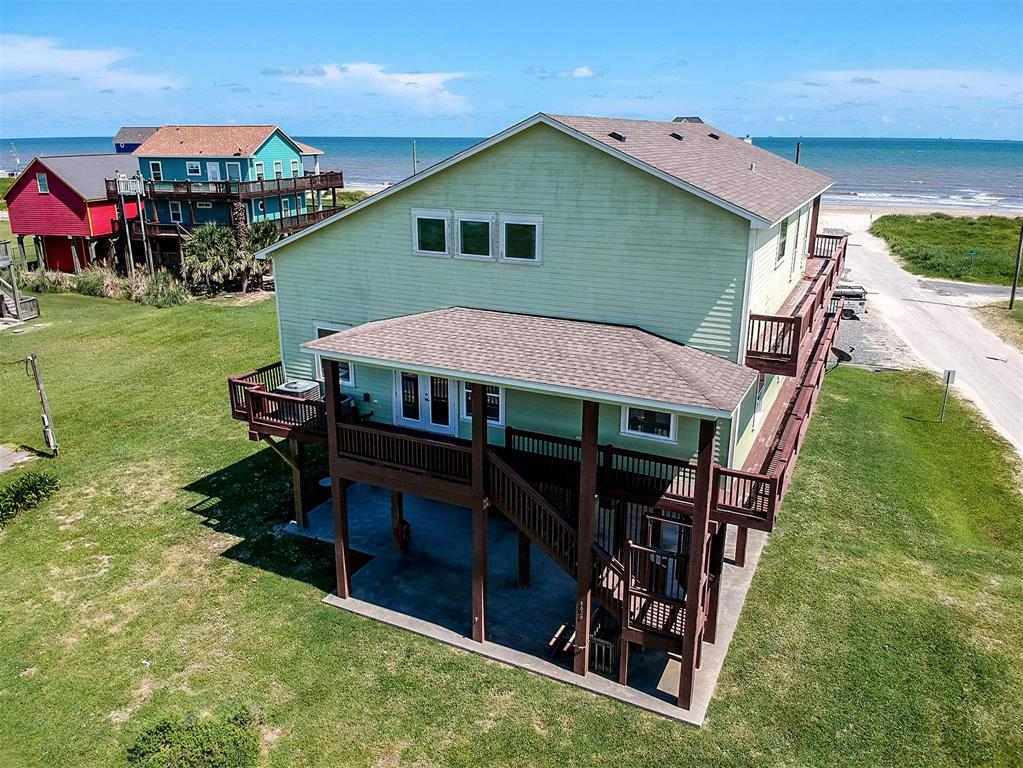 2020 IDYLE VIEW View, Crystal Beach, TX 77650