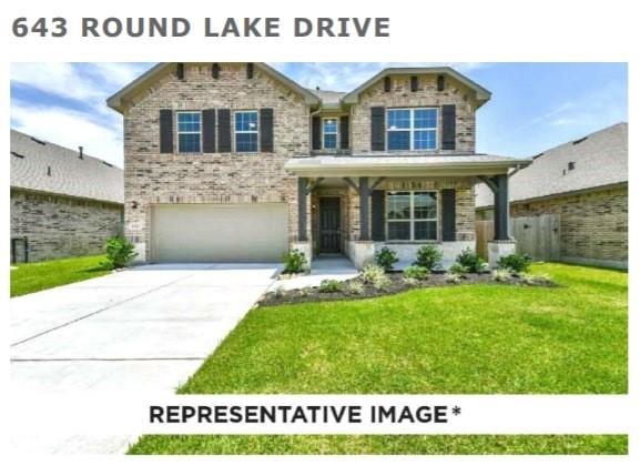 643 Round Lake Drive, Rosenberg, TX 77469