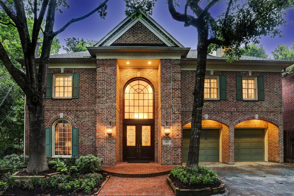 """Welcome to this custom, 1-owner, stately, traditional home with elevator installed to all 3-floors in the coveted controlled access neighborhood of Hudson Bend in Memorial.  The 2-story entry opens to first floor living including a Living Room with wall of built-in bookcases and cabinets, tucked away Powder Bath, large Family Room anchored by a fireplace with views of the ravine and large walk-in Wet Bar, banquet sized Dining Room and eat-in island Kitchen. The sweeping staircase leads to the second floor with Primary Bedroom with fireplace and sitting area fit for royalty, Study, Laundry Room and two additional bedrooms with en suite baths.    The third floor is ideal as a Game Room, craft room, exercise room or whatever your heart desires and includes a large cedar closet and """"wrapping room"""".  Serviced by the acclaimed Spring Branch ISD-Memorial Drive Elementary, Spring Branch Middle and Memorial High School. Enjoy that lock and leave lifestyle you deserve! Area swimming pool too!"""