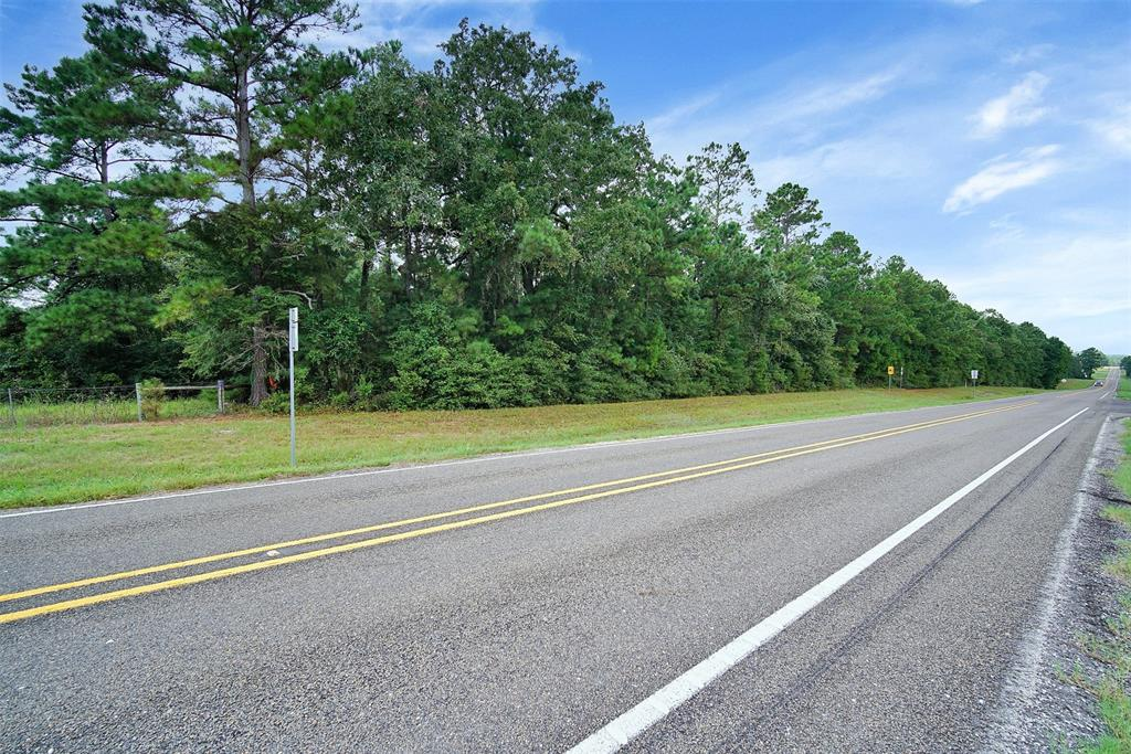 Come see this 29.9 acres on FM 980 with approximately 1,712 feet HWY frontage. This is a Multi use property. This property has a verity of hardwood and pine trees. This acreage has so many opportunities such as recreational, hunting, Multi use, or your dream home. This property is a short distance to Lake Livingston. Buyers to be accompanied by buyer agent on property at all time.
