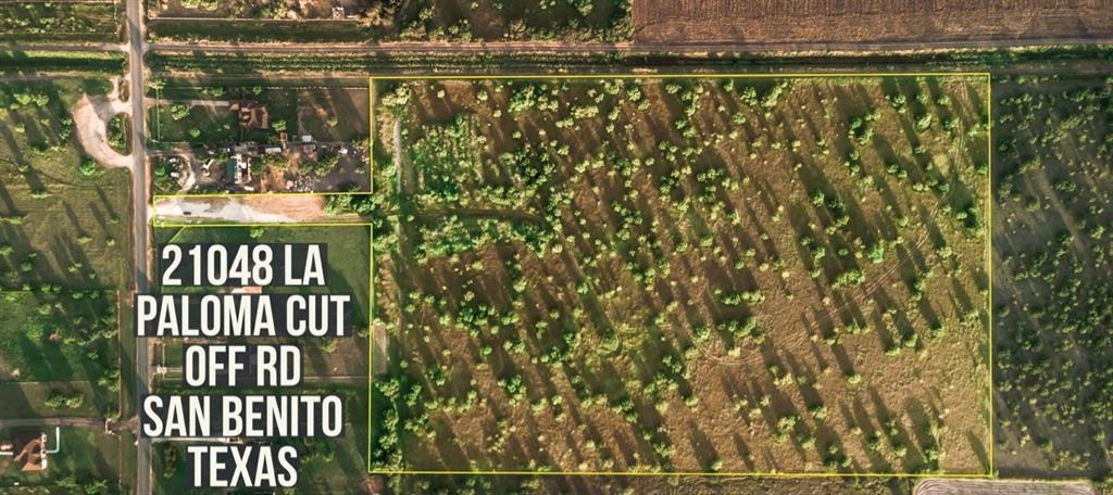 000000 La Paloma Cutoff, San Benito, TX 78586