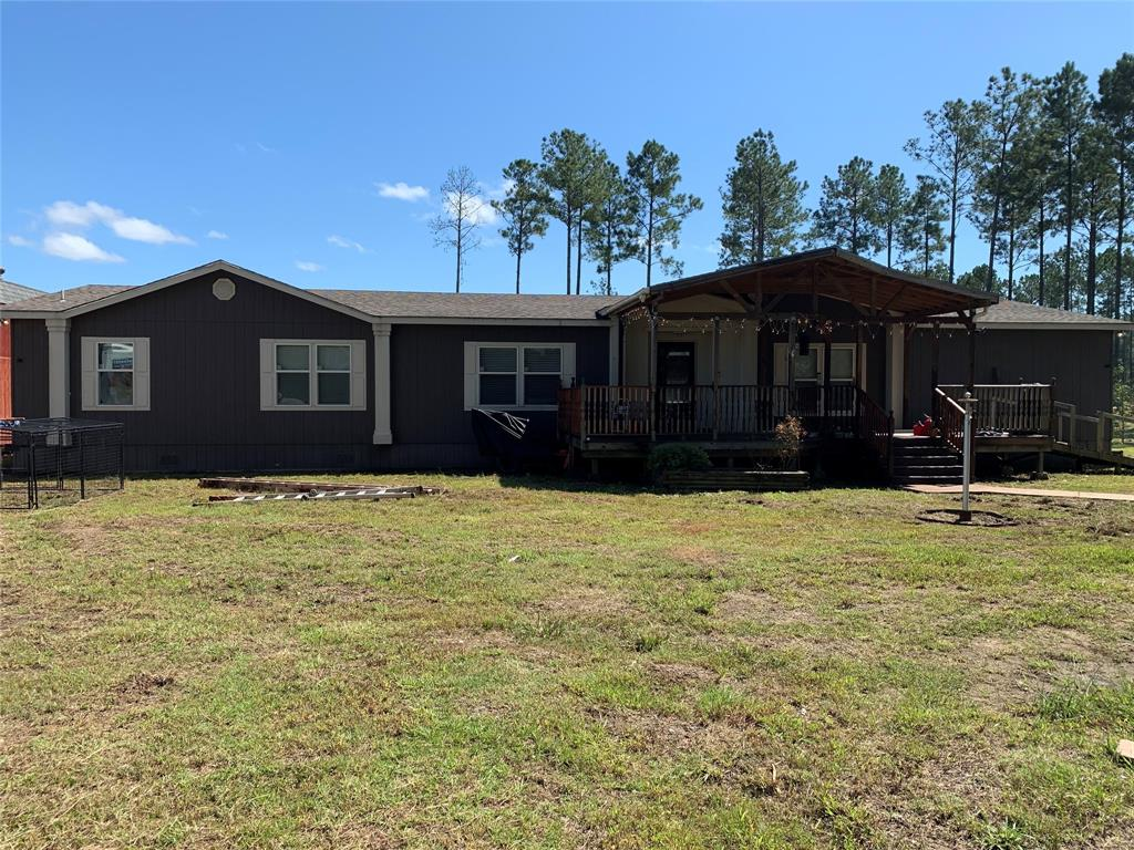 430 County Road 2153, Burkeville, TX 75932