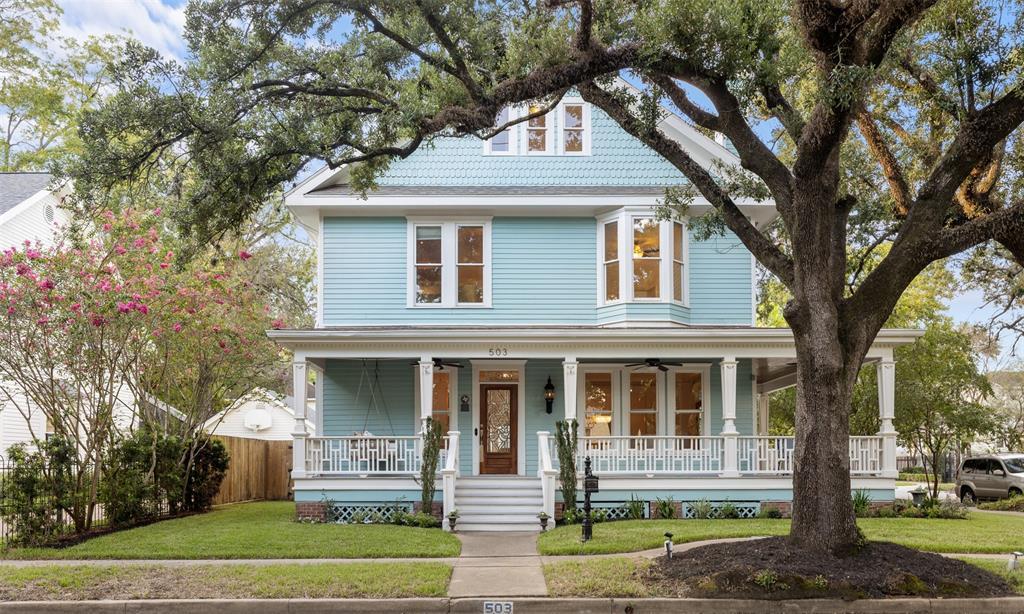 503 Bayland Avenue, Houston, TX 77009