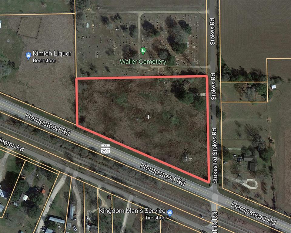 19035 Stokes Road, Waller, TX 77484