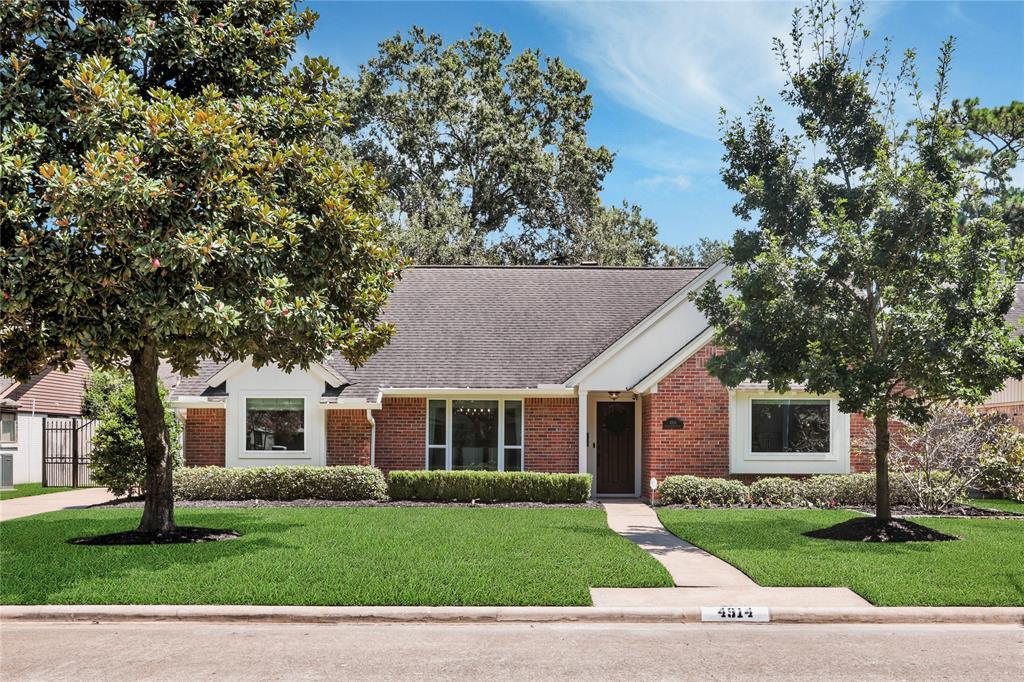 4914 Brian Haven Drive, Houston, TX 77018