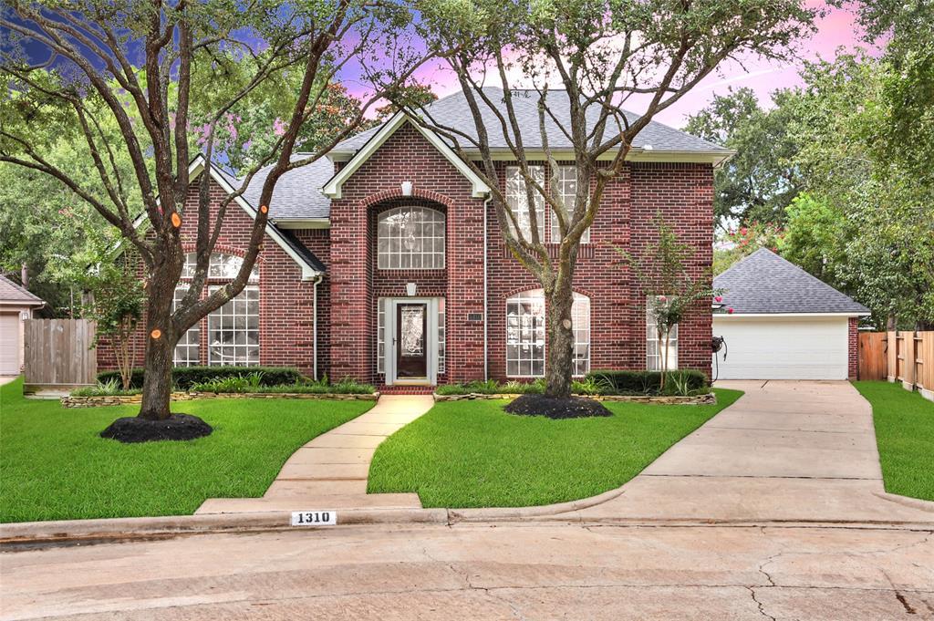1310 Sapphire Bay Court, Houston, TX 77094