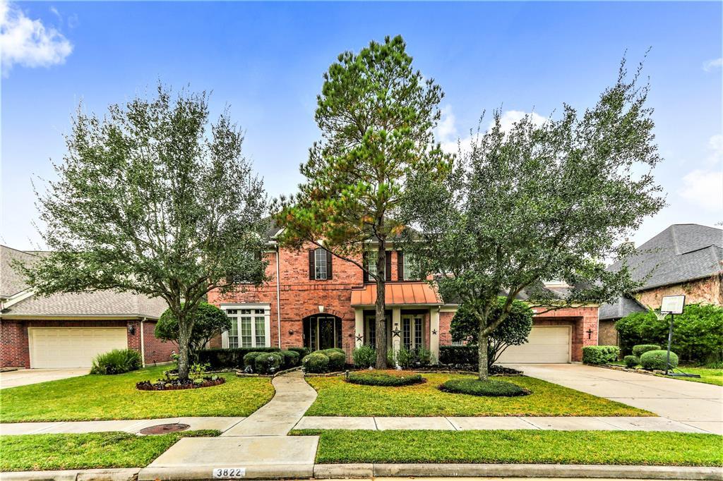 3822 Emerald Branch Lane, Katy, TX 77450