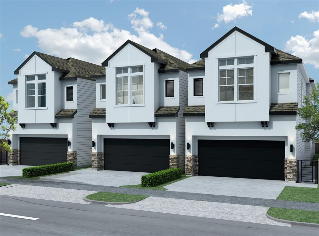 Property has been subdivided into 6 separate lots for single family homes.  All homes will be private driveways (no shared driveway).  Sale will come with completed architectural and structural plans.  Impact fees already paid for.  Perfect for builder/investor/developer ready to start construction on these homes.  Take advantage of the hot market!