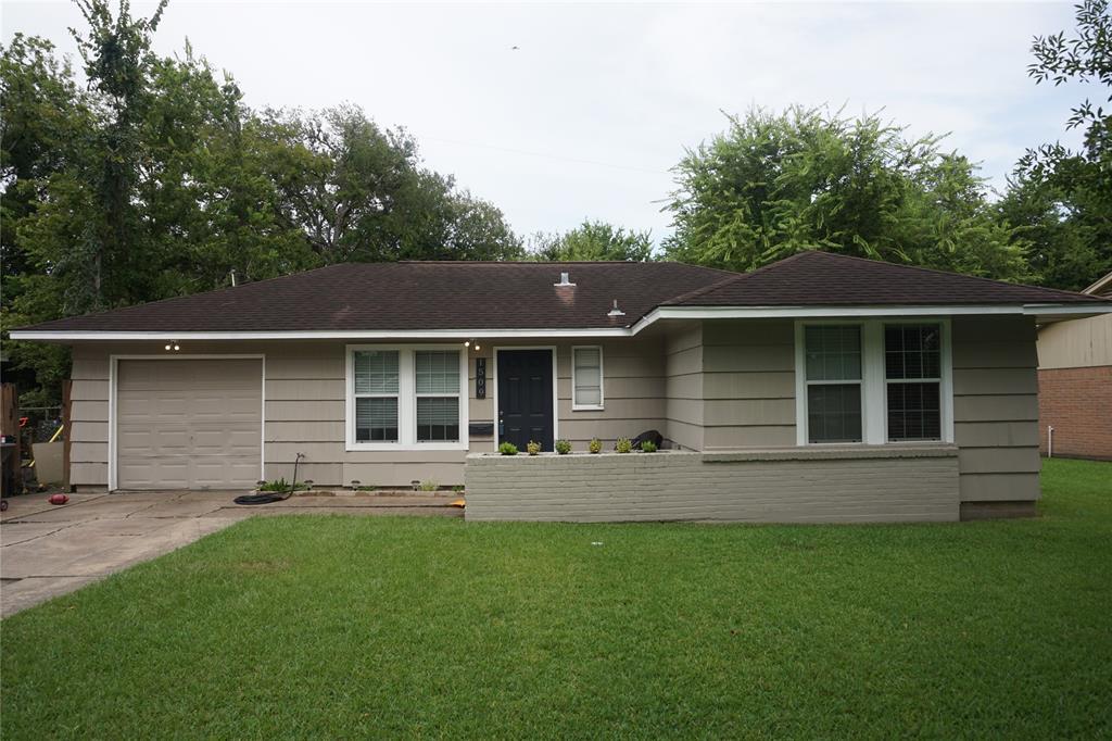1509 Serpentine Drive, Houston, TX 77029