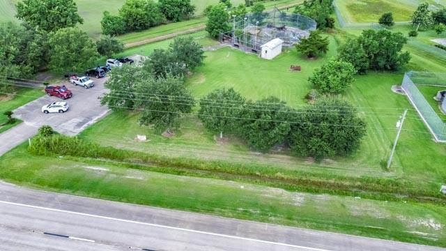 Residential or Commercial - About 17 acres with 880' frontage of cleared land in a prime development location.  All utilities available.The central location is bordered by the Grand Parkway 2 miles to the south and the Pearland Parkway/Brittney Bay 2 miles to the north.  The area is developing rapidly with 350 new homes and additional neighborhood developments nearby.  Friendswood has been voted as one of the top 100 places to live in America, with highly rated schools, a diverse international economy, and a strong local community. PER SELLER-DID NOT FLOOD DURING HARVEY