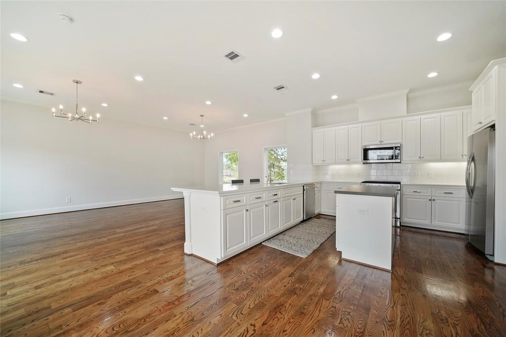 You'll love the ease of entertaining in this open floor plan.