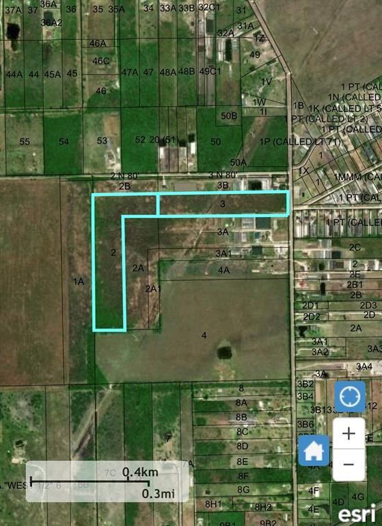 30 beautiful acres on County Rd 121 ready for development. This area has lots of development and growth. Very nice location.