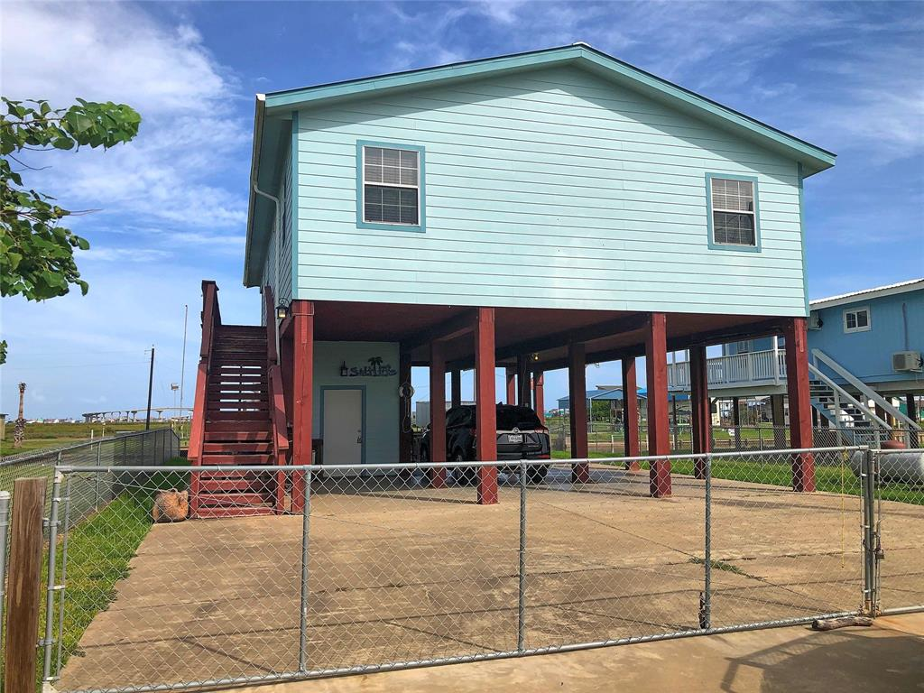 831 County Road 201, Sargent, TX 77414