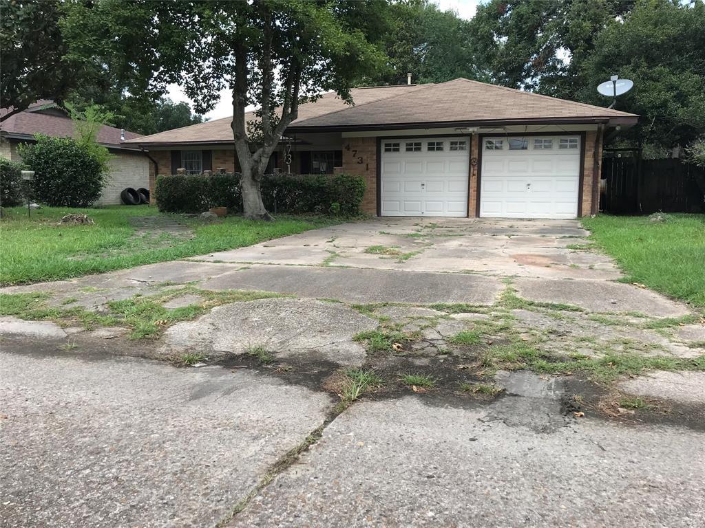 4731 Hollybrook Lane, Houston, TX 77039