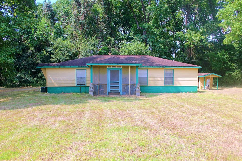 76 ACRES. Come check out this Home and Land w/ Pond.  Perfect getaway or permanent residence.