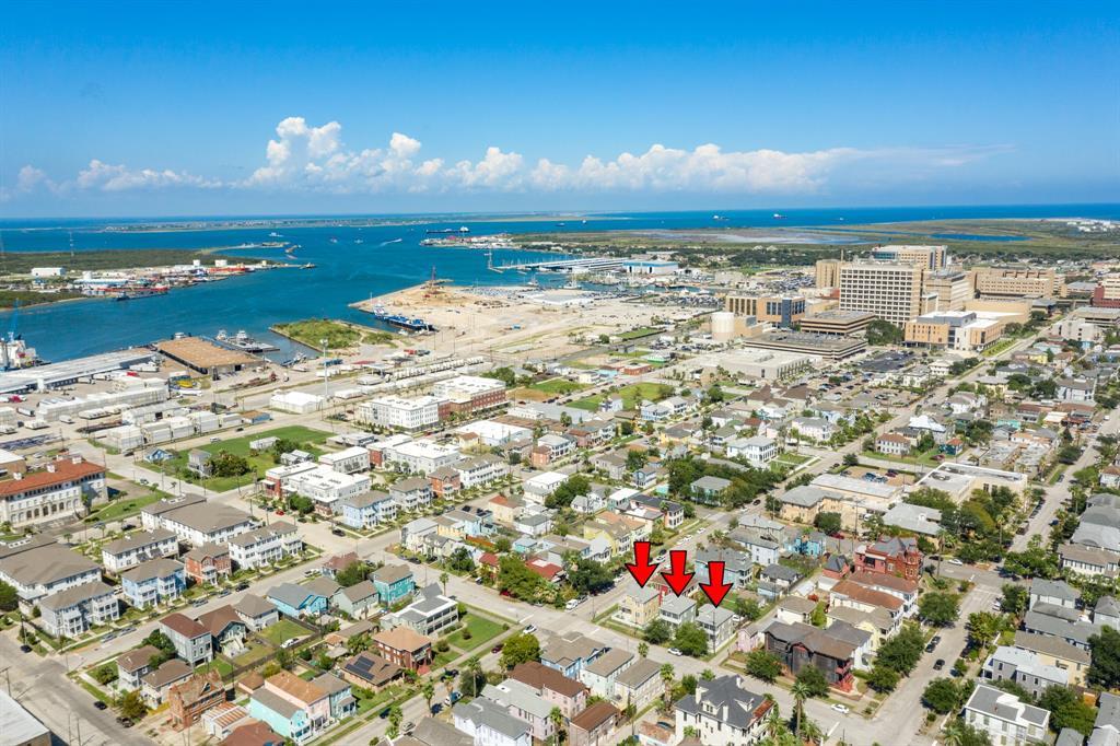 402-12 17th Street, Galveston, TX 77550