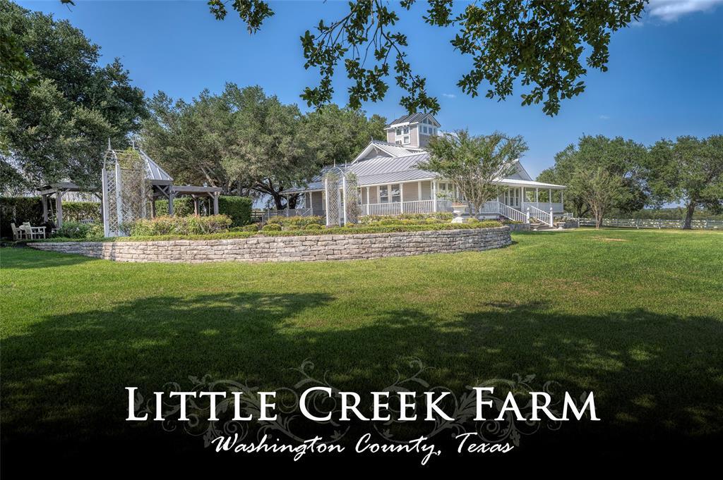 •Rolling Hills •Rock Bottom Creek •Huge Live Oak Groves •Scenic Views •Improvements - 3 homes, Barns •Pond  Additional Details Coming Soon!