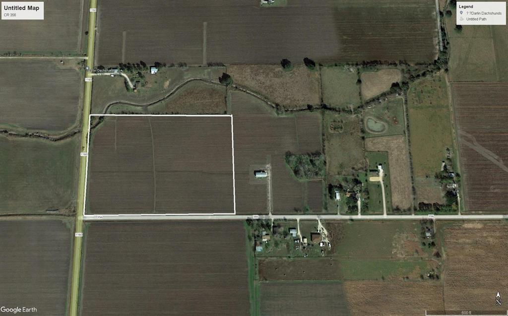 00 County Rd 356, Louise, TX 77455