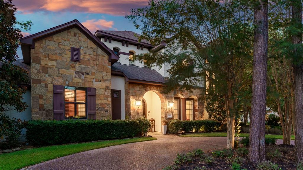 2 Harmony Links Place, The Woodlands, TX 77382