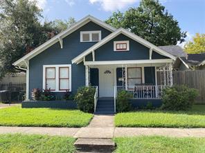 1036 Key Street, Houston, TX 77009