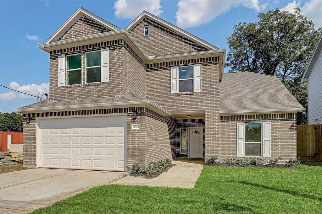 8107 James Franklin Street, Houston, TX 77088