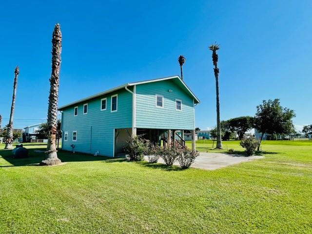 1386 Bayview Drive, Palacios, TX 77465