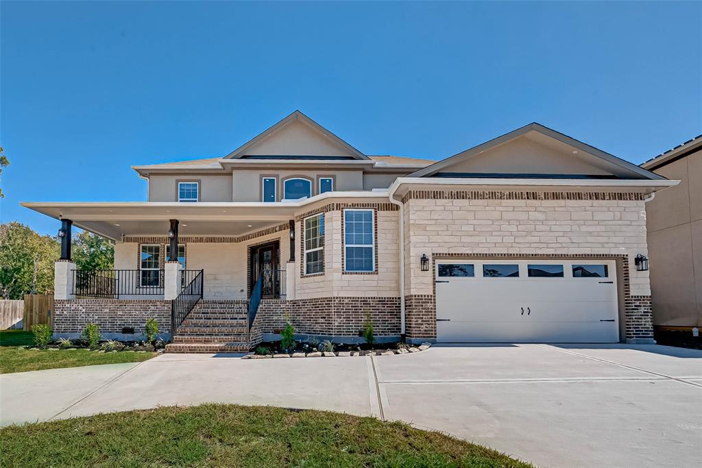 Your dream home is here and under construction!! 2-story home located in the sought-after Champions area. Exterior will showcase natural stone & brick veneer, grand front entrance extra-wide front door with sidelights.  The front entrance opens to the magnificent designed main room. Open access to kitchen and buffet area, dining room, and natural stone floor-to-ceiling fireplace! The kitchen provides maximum storage with hardwood cabinets and under-counter drawers, granite countertops, under cabinet lighting, a matching counter backsplash, and a deep sink breakfast area. Grand Master Suite & Bath with Italian white marble bathroom counters and floors connecting hallways feature Italian white marble floors! His & hers walk-in closets and wet bar. Must see to appreciate the open design. This beautiful home should be completed by the end of October 2021. 2 story home.  This beauty is not going to last long! 5 miles to SH249, 6 miles to I-45, 15 miles to The Woodlands.