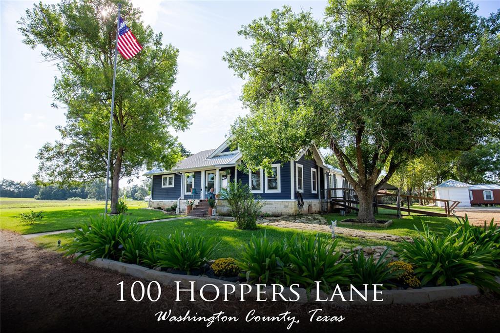 100 Hoppers Lane, Brenham, TX 77833