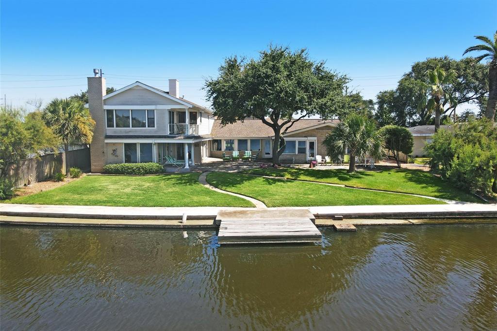 18 S Shore Drive, Galveston, TX 77551
