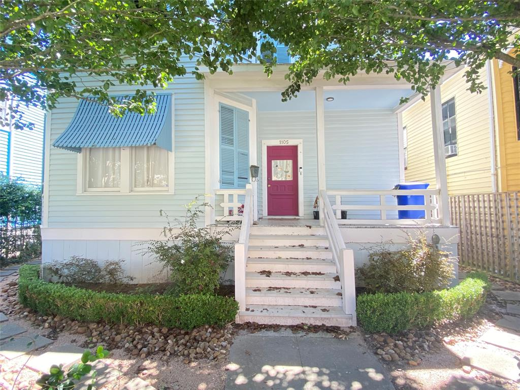 1105 Market Street, Galveston, TX 77550